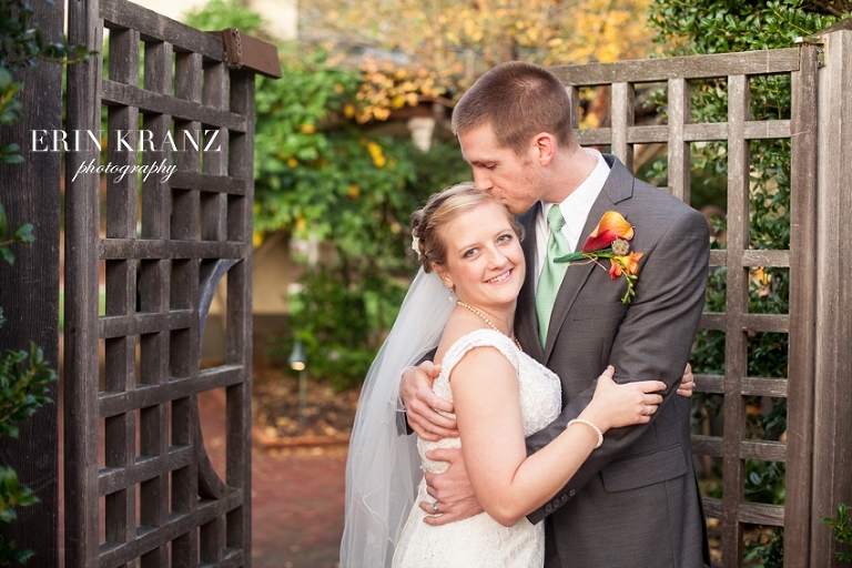 Melia Brian Married Daniel Stowe Botanical Garden